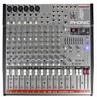 Phonic AM642D USB 6 Mic/line 4 Stereo 2 Group Ses Mixerİ