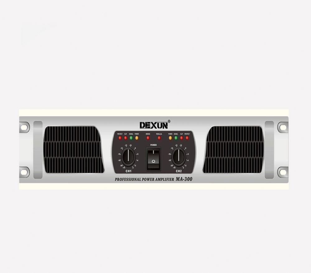 DEXUN MA-300  2X500W POWER ANFİ