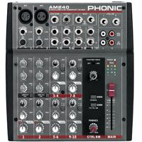 Phonic AM240 Ses Mixeri