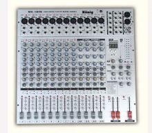 König SPX1800 16 Kanal Mixer