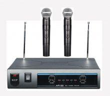 ROOF – R220  VHF  İKİLİ EL  TELSİZ MİKROFON SETİ