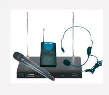 OSW –  2206 VHF  EL+YAKA+KAFA  TELSİZ MİKROFON SETİ