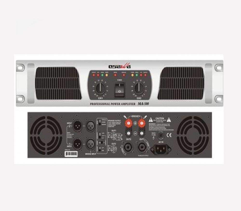 DEXUN MA-500  2X850W POWER ANFİ