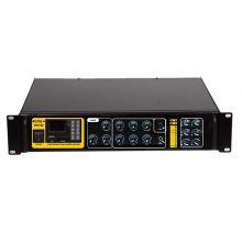 Bots BT-2120 120 watt ,usb,6 Bölgeli Trafolu 100V anfi mixer