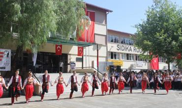 SIDIKA RODOP ANADOLU LİSESİ