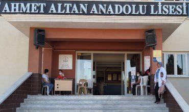 AHMET ALTAN ANADOLU LİSESİ