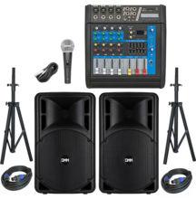 DMM Okul Ses Sistemi Paket-1 Okul Tören Ses Sistemi Seti
