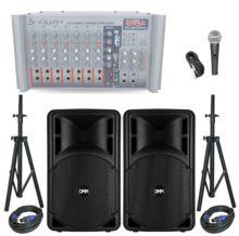 DMM Okul Ses Sistemi Paket-10 Okul Tören Ses Sistemi Seti
