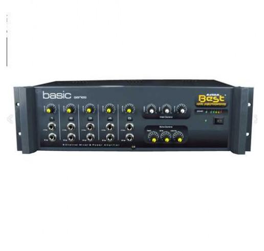 BEST BASIC AN5100  5 KANAL 100W Anfi Mikser