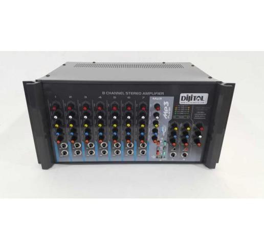 DMM AN200S Anfi Mikser 2×200 Watt