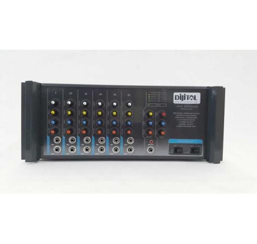 DMM AN400M Anfi Mikser 400 Watt