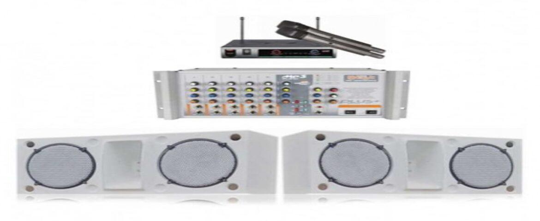 Okul Ses Sistemleri Paket 5