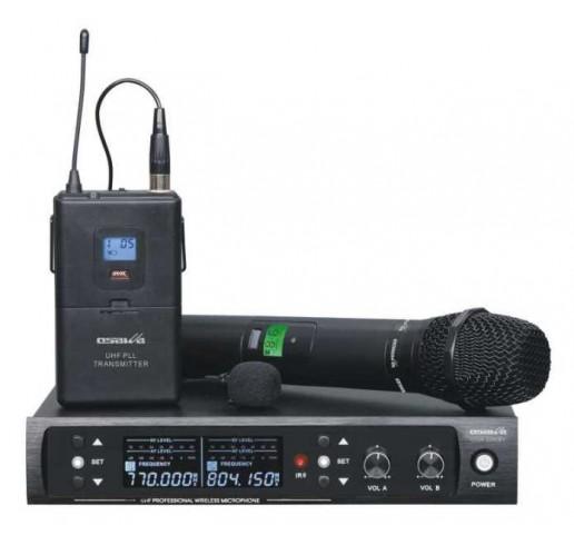 OSAWA OSW-2200EY Uhf Kablosuz Telsiz Mikrofon