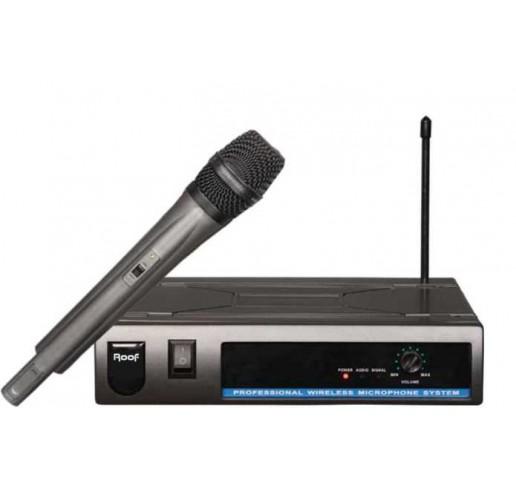 ROOF R-801E Telsiz Mikrofon