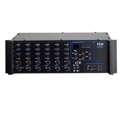 TVM 250 Anfi Mikser 300 Watt Reverb+Usb li