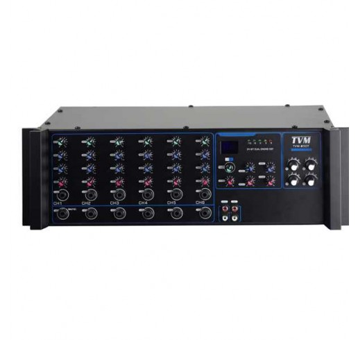 TVM 250T Anfi Mikser 300 Watt 4 Zonlu