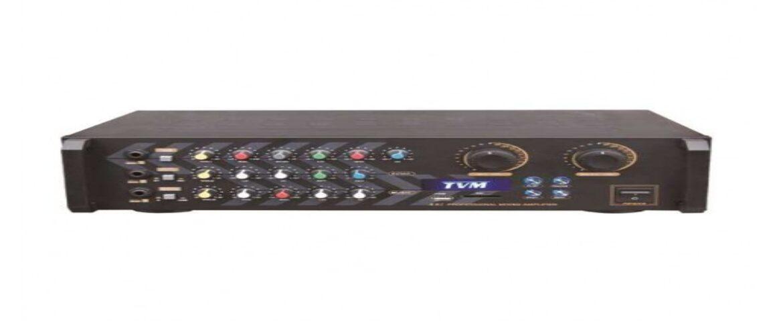 TVM KB-2 Anfili Mikser Stereo Mp3 Çalar Usb