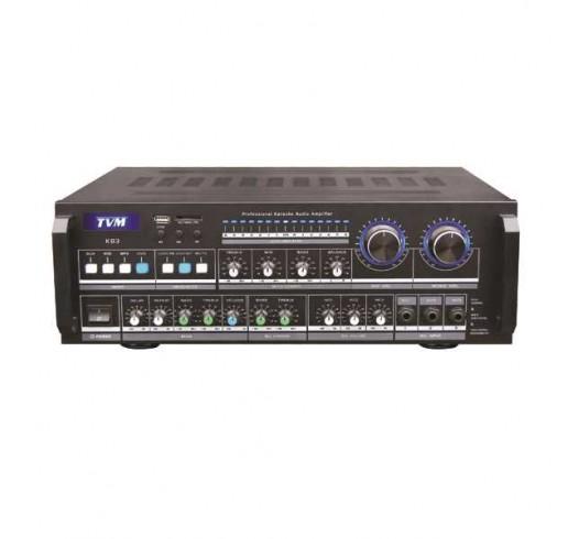 TVM KB-3 Anfili Mikser Stereo Mp3 Çalar Usb