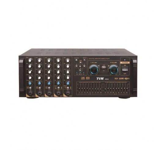 TVM KB-4 Anfili Mikser Stereo Mp3 Çalar Usb