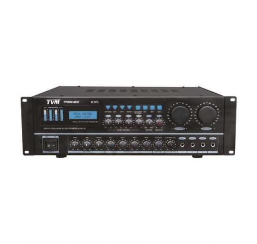 TVM KB-5 Amfili Mikser Stereo Subwoofer Çıkışlı