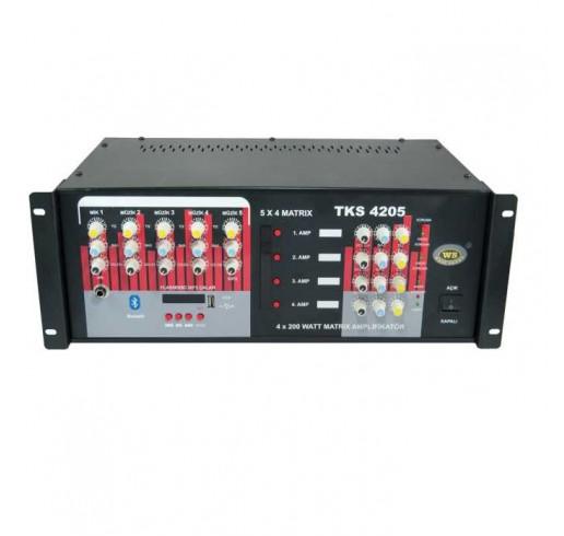 WEST SOUND TKS 4205 Matrix
