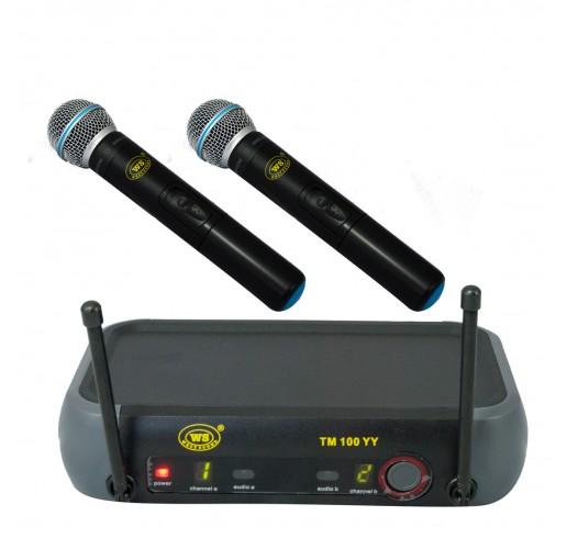 WEST SOUND TM 100 EE Telsiz Mikrofon Seti